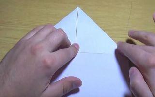 Какие можно сделать детские поделки из бумаги?