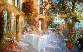 Какие черты импрессионизма в живописи?