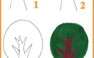 Пошаговая инструкция о том, как нарисовать ребенка