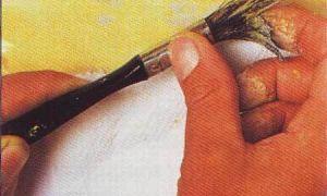 Какие существуют техники рисования гуашью?