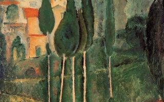 Как выражается экспрессионизм в живописи?