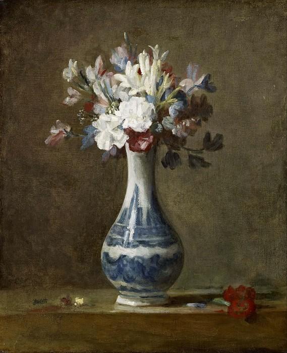 Натюрморт маслом: ромашки букет цветов ваз с цветами