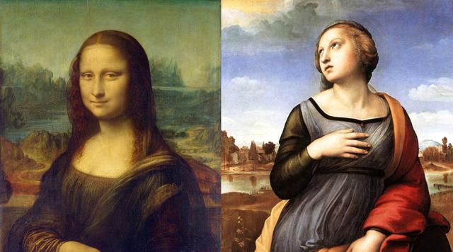 Сфумато в живописи: техника Леонардо да Винчи
