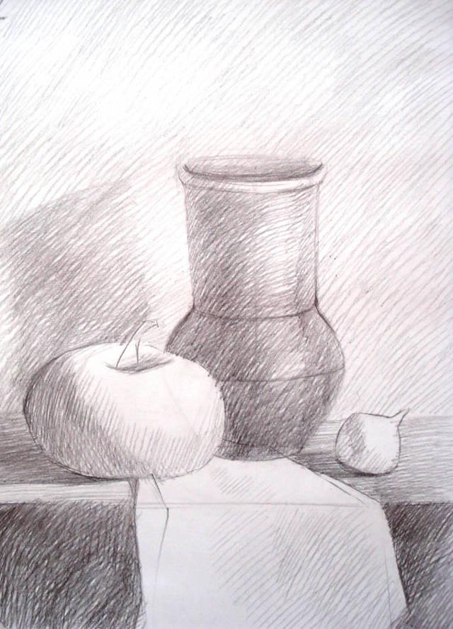 Как нарисовать натюрморт: важные советы