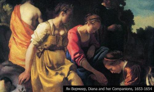 Барокко в живописи: картины художники представители