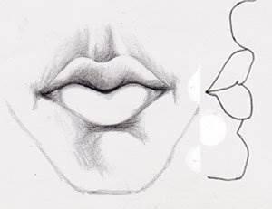 Как нарисовать губы человека: рисуем губы поэтапно