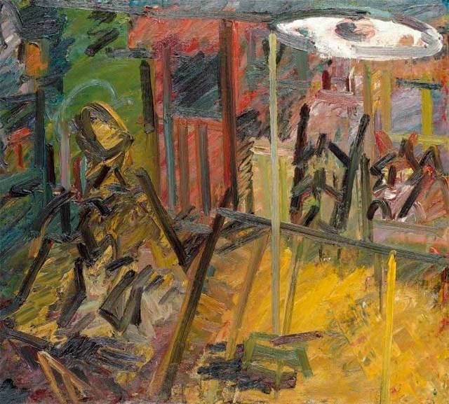Экспрессионизм в живописи: история художники картины