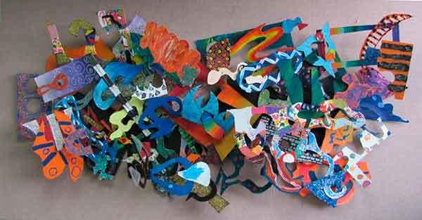 Минимализм в живописи: особенности картины художники