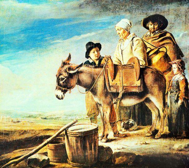 Бытовой жанр: история картины художники