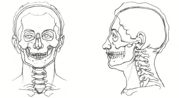 Как рисовать человека в движении карандашом