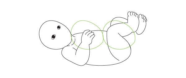 Как нарисовать ребенка: рисуем детей разного возраста