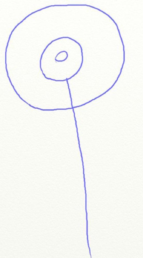 Как нарисовать цветы: розу ромашку нарцисс орхидею