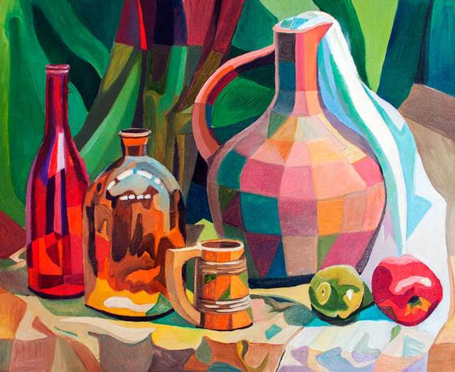 Жанры живописи: история особенности характеристики