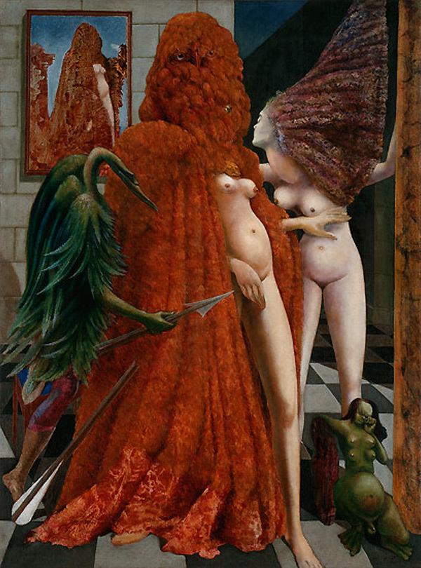 Дадаизм в живописи: стиль идеи художники картины