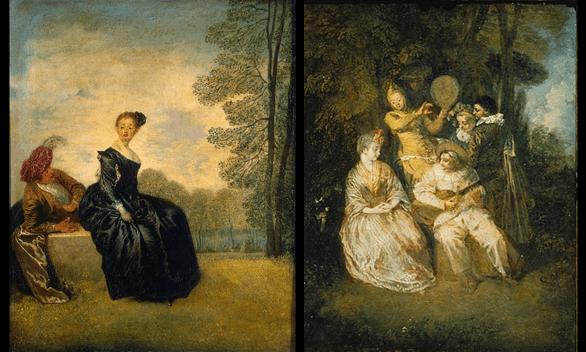 Рококо в живописи: художники и художники эпохи