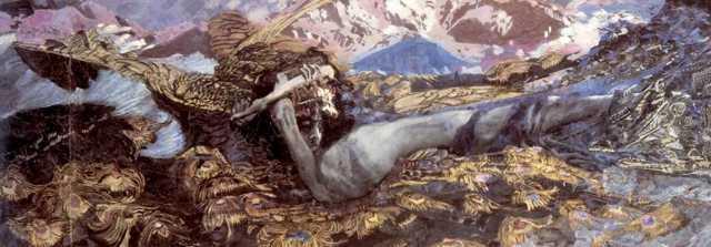 Символизм в живописи: черты художники картины