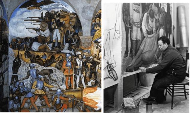 Техника импасто в живописи: маслом и акрилом