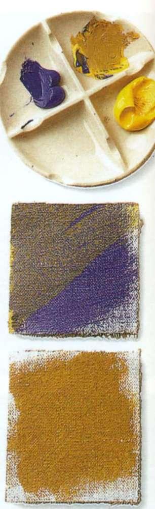 Лессировка в живописи: техника маслом акварелью
