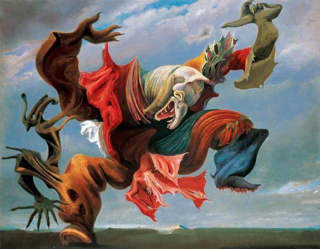 Сюрреализм в живописи: представители известные картины