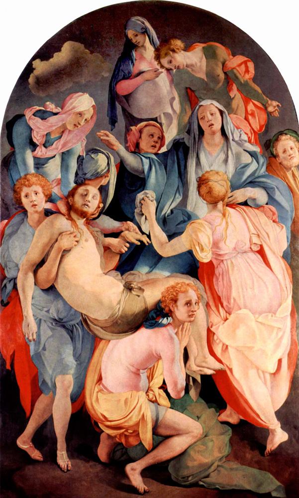 Маньеризм в живописи: стиль картины художники