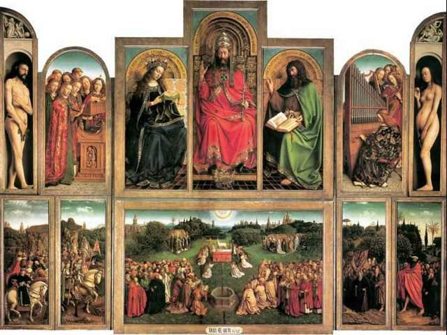 Северное возрождение живопись эпохи картины художники