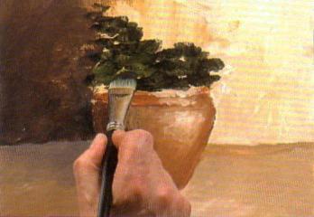 Как нарисовать французский натюрморт акриловыми красками