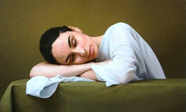 Гиперреализм в живописи: история художники картины