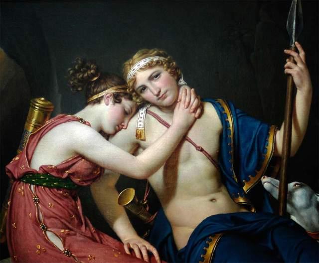 Неоклассицизм в живописи: художники представители