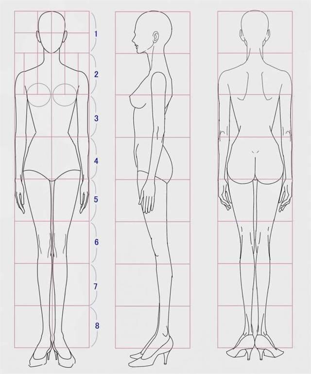 Как нарисовать платье карандашом: поэтапное описание создания рисунка платья и верхней одежды