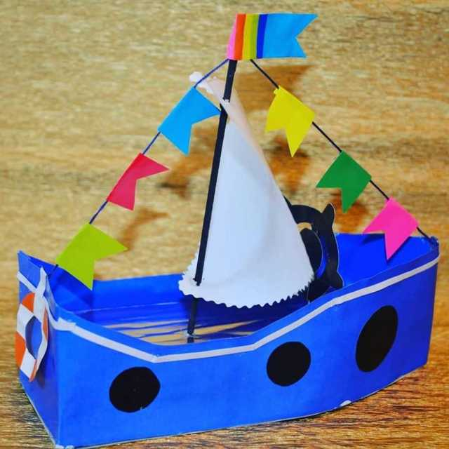 Детские поделки из бумаги: идеи необычных поделок из бумаги для детей
