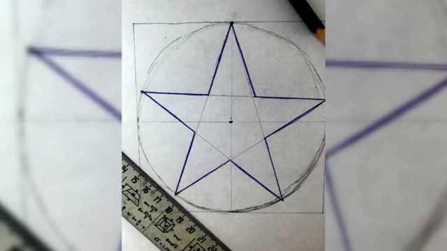 Как нарисовать звезду: карандашом, фломастером или красками, поэтапная инструкция для начинающих
